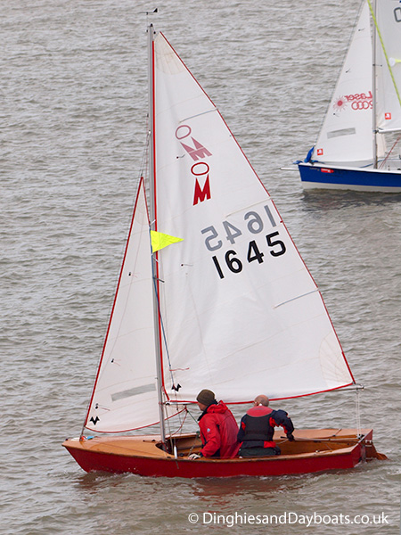 Miracle Class Sailing Dinghy