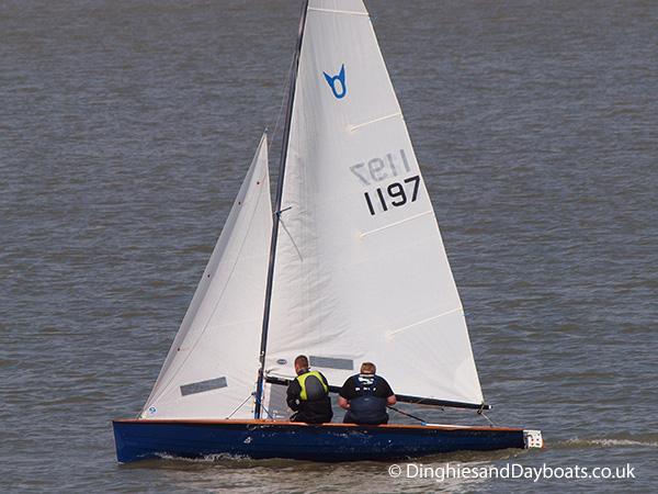 Osprey Class Sailing Dinghy